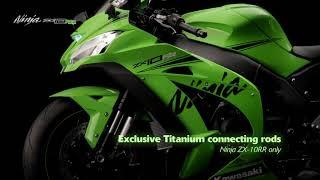 Kawasaki Ninjz ZX-10R 2019