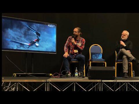 HEROCOLLECTOR RYAN DENING DESTINATION STAR TREK 2019 INTERVIEW PANEL