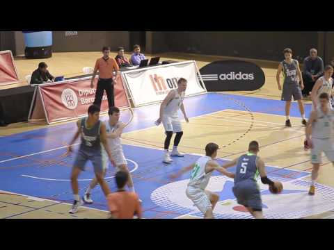 ANGT L'Hospitalet Highlights: All-Tournament Team