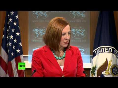 Госдеп США делает выводы о ситуации в Украине по