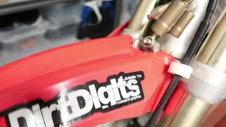9. How to change Transmission and Engine oil on 2009-2012 Honda CRF250R Dirt Bike