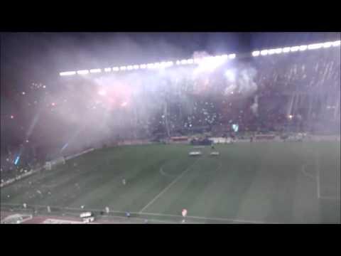 Video - River Plate 2 Atl Nacional 0 Copa Sudamericana 2014 - No me importan estas fotos - Los Borrachos del Tablón - River Plate - Argentina