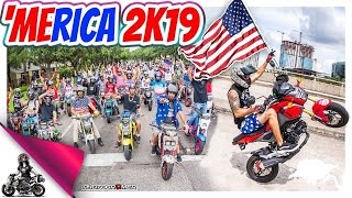 6. 2019 Honda Grom Merica Group Ride