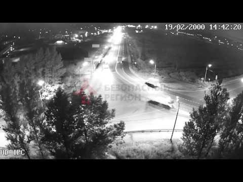 Авария с большегрузом в Ростове