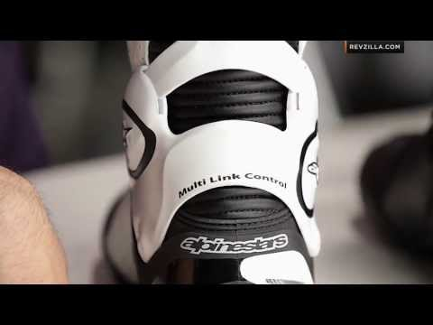 RevZillaTV - Alpinestars 2013 SMX Plus Vented Boots Review http://www.revzilla.com/motorcycle/alpinestars-smx-plus-vented-boots The Alpinestars SMX Plus Vented Boots have...