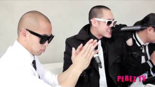 "Far East Movement - ""OMG (Perez Hilton Exclusive Performance)"""