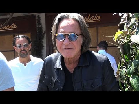 "EXCLUSIVE - Mohamed Hadid Says The Neighbors Suing Him Are ""Angry, Jealous And Money-Hungry"""