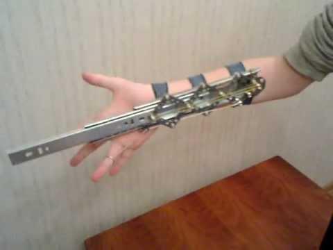 Как сделать клинок ассасина своими руками в домашних условиях