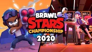 2020 Brawl Stars Championship Teaser