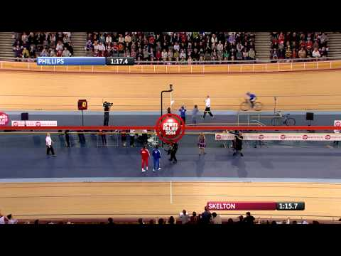 John Bishop vs Sebastian Coe in Clash of the Titans: event four | Sport Relief 2014