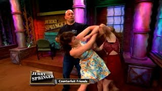 Side Chick Beat Down (The Jerry Springer Show)