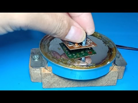How to make soldering pot very easy , Amazing idea