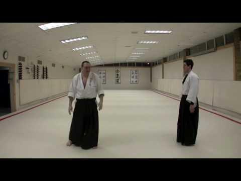 Ni kata - (Koryu Dai Ni) (14) with Nick Lowry