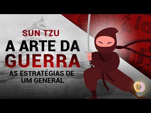 A ARTE DA GUERRA | Sun Tzu | Resumo Animado