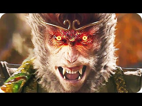 JOURNEY TO THE WEST 2 Trailer (2017) Chinese Fantasy Movie