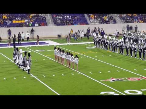 TxSU Motion 2016 Labor Day Classic Halftime Performance