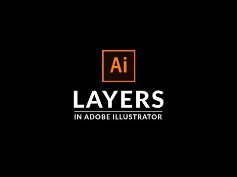 How To Use Layers In Adobe Illustrator