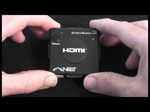 Neet Cables 3 Port HDMI Auto Switch Review
