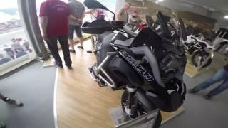 8. BMW R1200GS Adventure Triple Black 2017