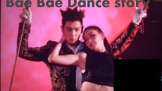 How Bigbang got Baebae- Chab Sal dduk Dance- Dance?