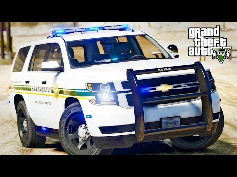 GTA 5 LSPDFR #337 - Into The Pole!