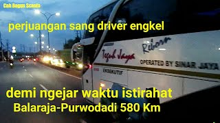 Video Pindah haluan 24Rc Sinar Jaya, 100Rb jurusan Wirosari-Balaraja (trip report mlm Sabtu) MP3, 3GP, MP4, WEBM, AVI, FLV November 2018