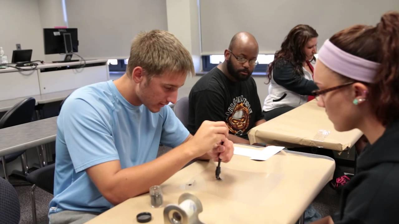 Criminal Justice at Heartland Community College Video