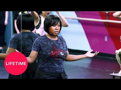 So Sharp: Rose Struggles with Harder Choreo (Episode 5) | Lifetime
