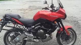 2. Review 2007 Kawasaki Versys 650