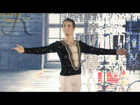 Большой балет. Никита Четвериков. Вариация принца Зигфрида