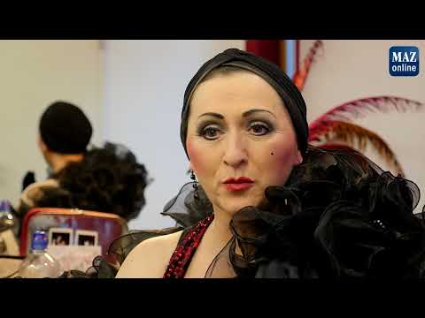 Burlesque, die inszenierte Erotik im Nikolaisaal in Pot ...