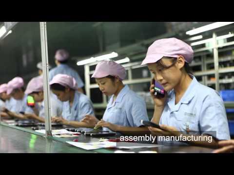 Pogled u proizvodnju otpornih telefona marke Nomu