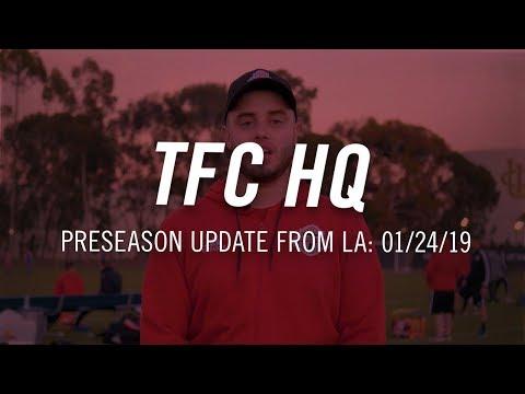 Video: TFC HQ: Preseason Update From LA