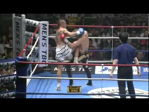levidspot - Andy Souwer is a good fighter.