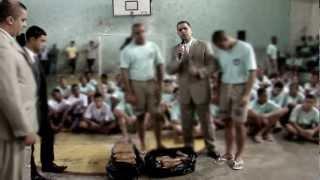 Pr Marcos Pereira Realiza Culto No Presídio De Menores São Luiz Alves 02-01-13