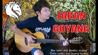 Video Jaran Goyang - Nathan Fingerstyle | Guitar Cover | (NDX / Via Vallen / Nella Kharisma ) MP3, 3GP, MP4, WEBM, AVI, FLV November 2017