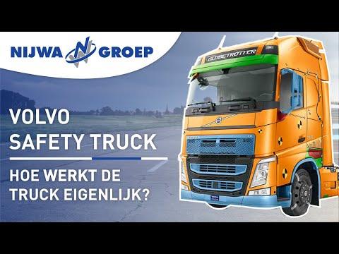 Volvo Safety Truck - vlog Nijwa Expert