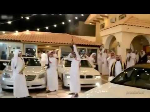沙烏地阿拉伯有錢人開趴的樣子!!