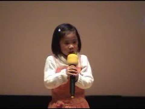 Bayani na, Sikat pa! - Alyssa Rosales (Age: 4)
