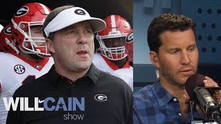 Will Cain: Georgia will be next college football dynasty | Will Cain Show | ESPN