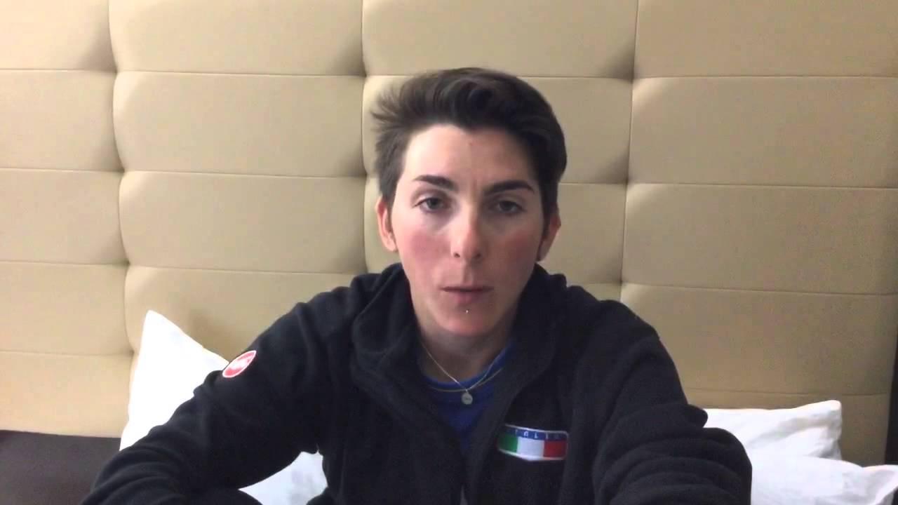 Giorgia Bronzini alla ricerca del 3° titolo iridato