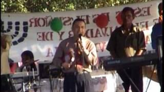 .ISRAEL GONZALEZ EN MARCHA ACUATICA-2008-1 / PARTE  Www.radioelohim.net