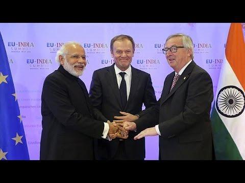Βρυξέλλες: Άνοιξαν πάλι οι συζητήσεις εμπορικής συνεργασίας ΕΕ- Ινδίας