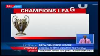 KTN Prime: UEFA Championship match lay out,  18/10/2016