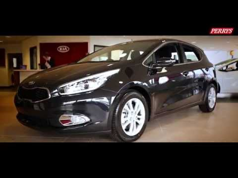 New Kia Cee'd 1.6 CRDi Eco dynamics Review (2014)
