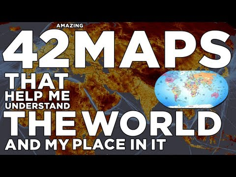 maps - The map, as an innovation, is extremely important. Simply constructing a useful representation of our world onto a piece of paper (or clay or vellum or whate...