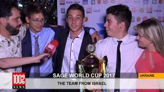 Winning Teams, SAGE World Cup 2017