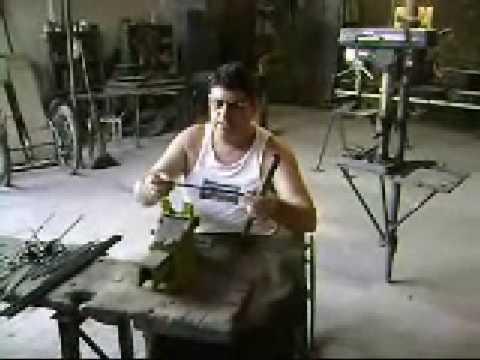 Como fazer uma grade de losango. 1º parte