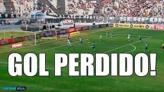 20ª rodada do Brasileirão Ponte Preta 0 x 0 Grêmio Lance de Braian Rodríguez aos 47' 2º Tempo.