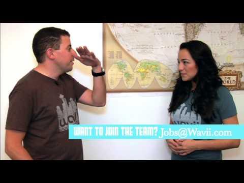 Wavii of the Future: Yoga for Startup Success - GeekPeek.TV Ep 6